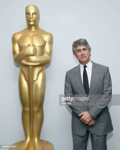 Writer director and producer Alexander Payne attends The Academy of Motion Picture Arts Sciences Official Academy Screening of Downsizing at the MOMA...