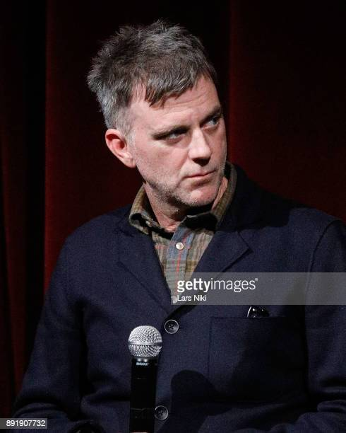 Writer director and producer Paul Thomas Anderson on stage during The Academy of Motion Picture Arts Sciences Official Academy Screening of Phantom...