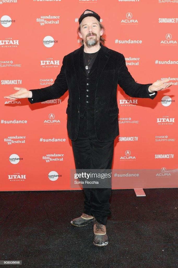 "2018 Sundance Film Festival - ""BLAZE"" Premiere"