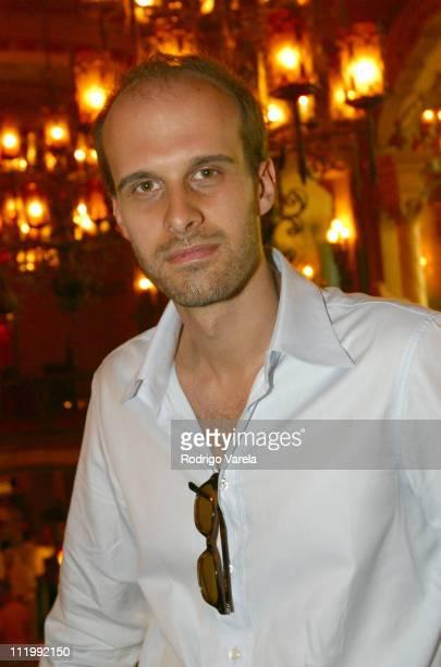 Writer / director / executive producer Edoardo Ponti