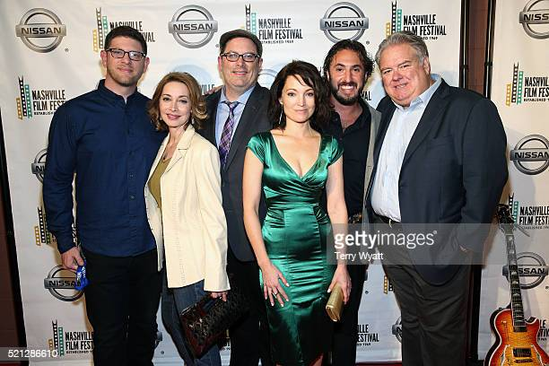 Writer/ Director/ Producer Rob Clyde actress Sharon Lawrence writer/ director/ producer Ben Clyde actor Avery Clyde producer Mitch Yapko and actor...