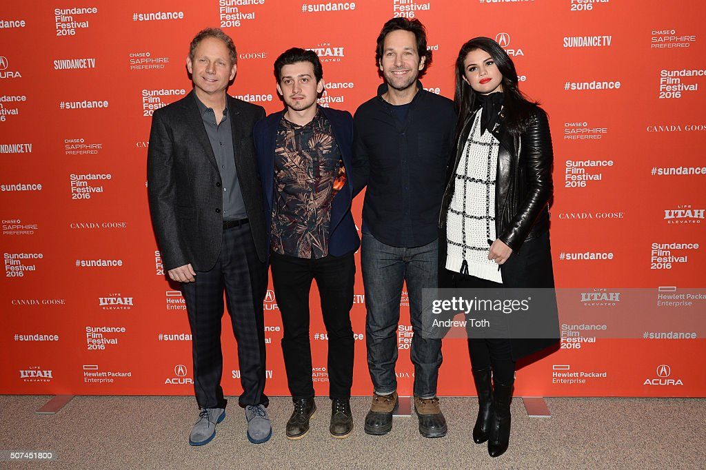 """The Fundamentals Of Caring"" Premiere - Arrivals - 2016 Sundance Film Festival : News Photo"
