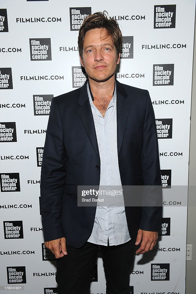 Writer, Director Thomas Vinterberg attends 'The Hunt' New York Premiere at Elinor Bunin Munroe Film Center on July 10, 2013 in New York City.