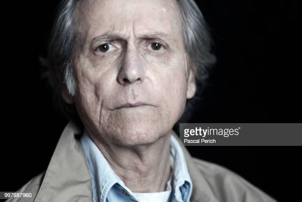 Writer Don DeLillo is photographed or El Pais on August 23 2012 in New York City