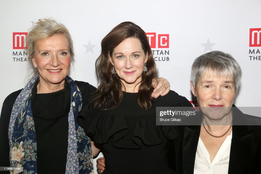 """""""My Name Is Lucy Barton"""" Opening Night : News Photo"""