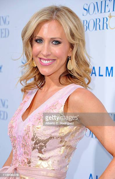 Writer Emily Giffin arrives at the premiere of Warner Bros Something Borrowed held at Grauman's Chinese Theatre on May 3 2011 in Hollywood California