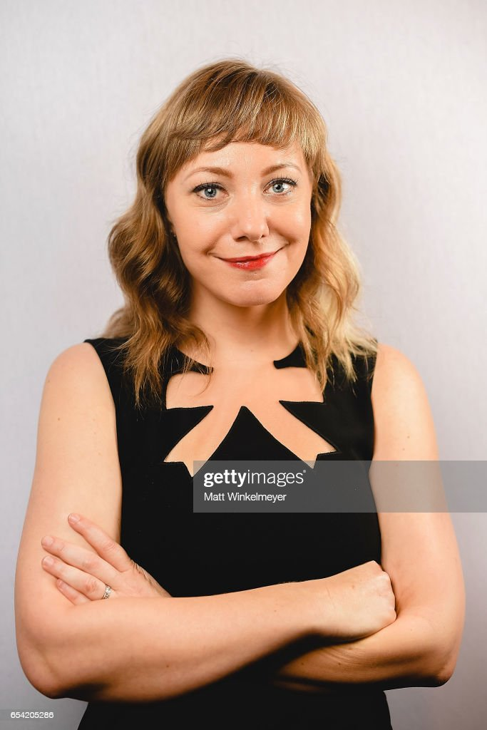 Writer Emily V. Gordon poses for a portrait during the 'The Big Sick' premiere 2017 SXSW Conference and Festivals on March 16, 2017 in Austin, Texas.