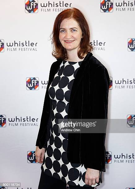 Writer Emma Donoghue attends the 'Variety 10 Screenwriters To Watch' during the 15th Annual Whistler Film Festival at Millennium Place on December 5...