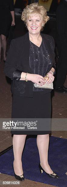 Writer Evelyn Doyle attends the London premiere of Evelyn at the Odeon West End The film is based on Doyle's book Tea and Green Ribbons A Memoir...