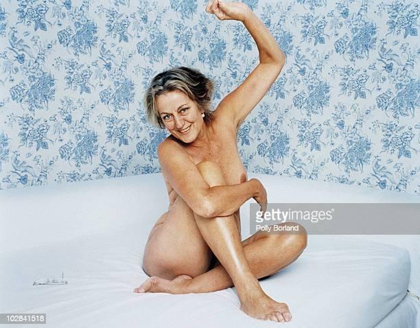 Writer Feminist Germaine Greer poses for a portrait shoot on October 02 2000 in London
