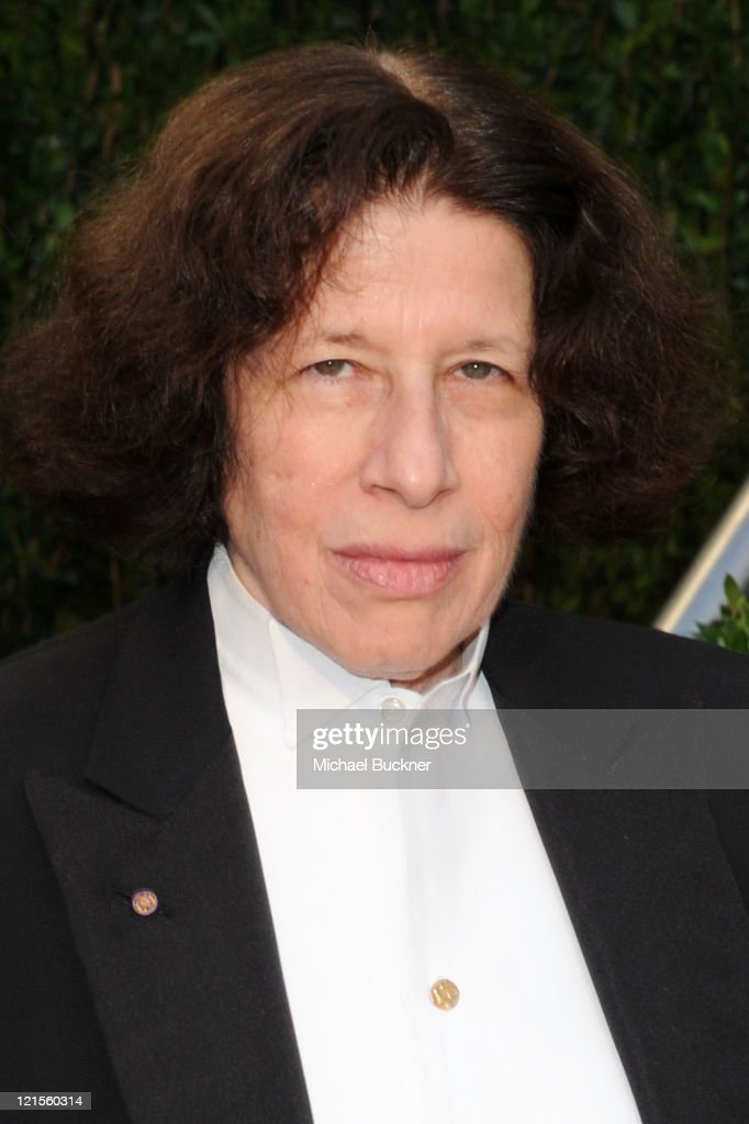 Writer Fran Lebowitz arrives at the 2010 Vanity Fair Oscar Party hosted by Graydon Carter held at Sunset Tower on March 7, 2010 in West Hollywood, California.