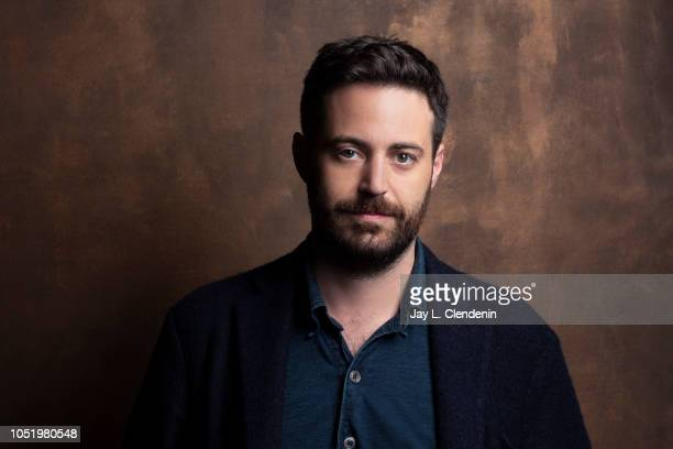 Writer Garrard Conley from 'Boy Erased' is photographed for Los Angeles Times on September 9 2018 in Toronto Ontario PUBLISHED IMAGE CREDIT MUST READ...