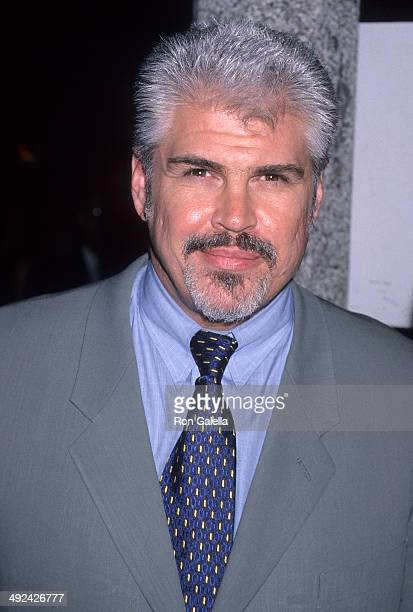Writer Gary Ross attends the 'Pleasantville' Westwood Premiere on October 19 1998 at the Mann National Theatre in Westwood California