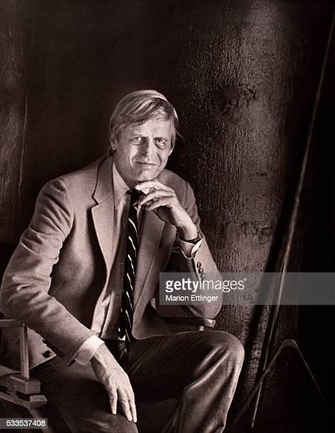 Writer George Plimpton