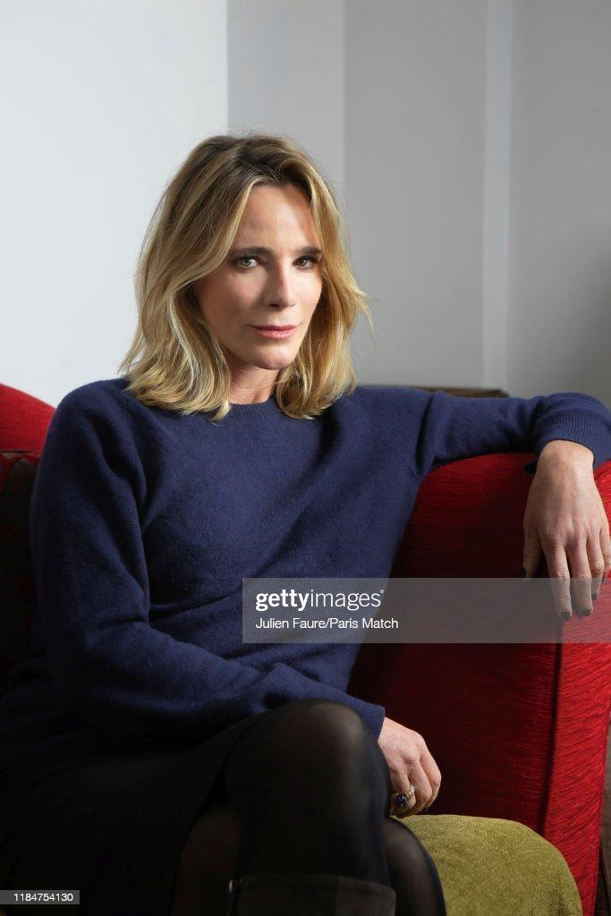 Geraldine Danon, Paris Match Issue 3680, November 20, 2019 : News Photo