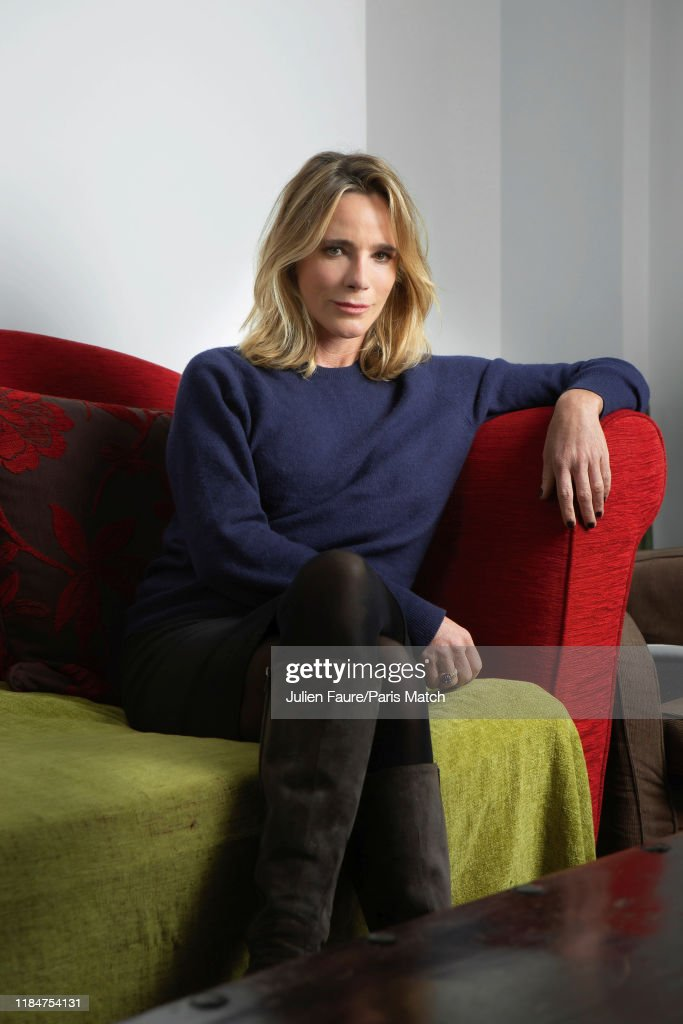 Geraldine Danon, Paris Match Issue 3680, November 20, 2019 : News Photo