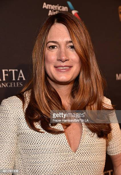 Writer Gillian Flynn attends the BAFTA Los Angeles Tea Party at The Four Seasons Hotel Los Angeles At Beverly Hills on January 10 2015 in Beverly...