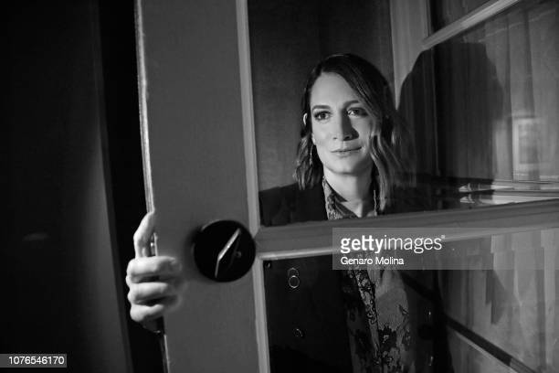 Writer Gillian Flynn is photographed for Los Angeles Times on November 16 2018 in Beverly Hills California PUBLISHED IMAGE CREDIT MUST READ Genaro...