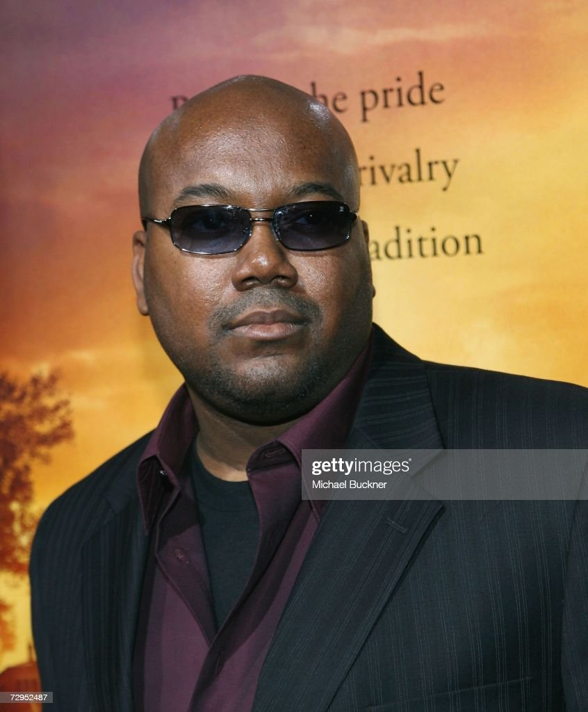 Writer Greg Anderson arrives at the premiere of Screen Gem's 'Stomp The Yard' at the Cinerama Dome on January 8, 2007 in Los Angeles, California.