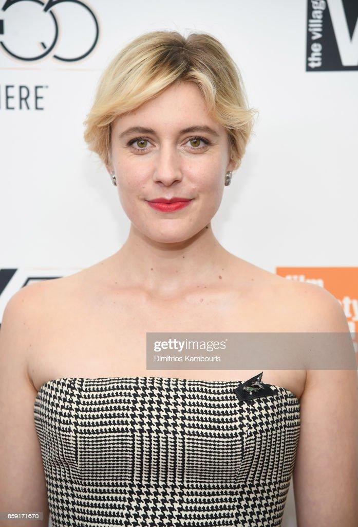 "55th New York Film Festival - ""Lady Bird"" - Arrivals : News Photo"