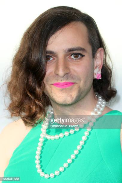 Writer Jacob Tobia at The Human Rights Campaign 2017 Los Angeles Gala Dinner at JW Marriott Los Angeles at LA LIVE on March 18 2017 in Los Angeles...