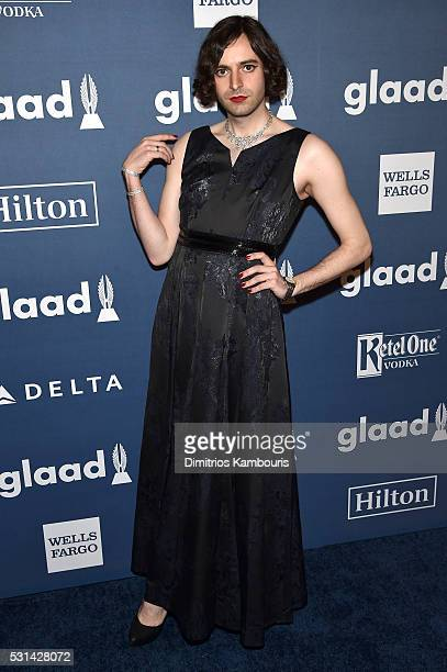 Writer Jacob Tobia attends the 27th Annual GLAAD Media Awards in New York on May 14 2016 in New York City