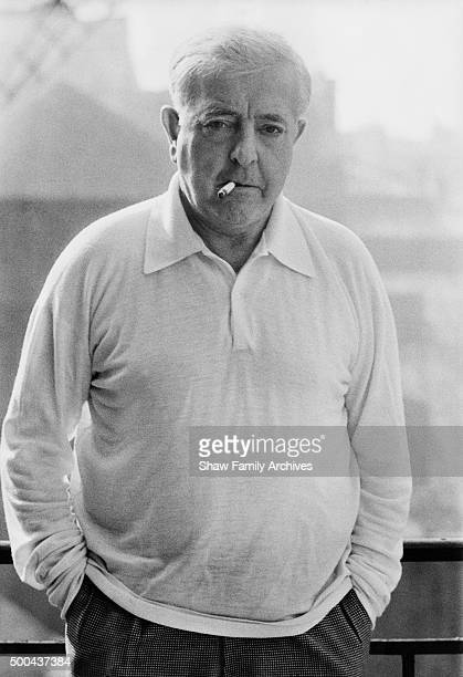 Writer Jacques Prevert in 1960 in Paris France