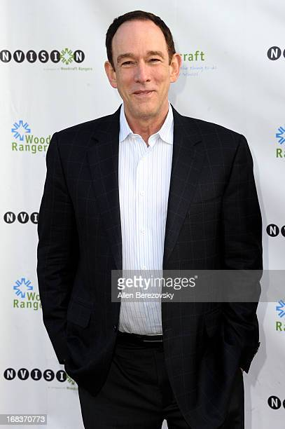 Writer James Duff attends the Woodcraft Rangers 90th Anniversary Gala hosted by Kyra Sedgwick at LA Plaza de Cultura y Artes on May 8 2013 in Los...