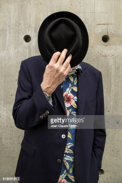 Writer James Ellroy is photographed for Esquire Magazine Spain on September 30 2017 in Los Angeles California ON EMBARGO UNTIL MARCH 1 2018