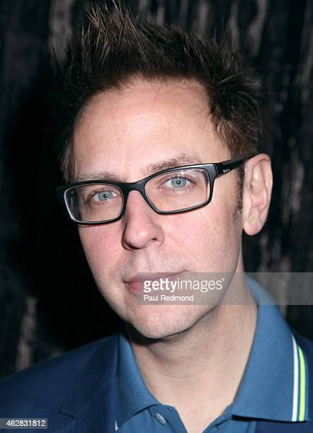 Writer James Gunn attends 2015 Writers Guild Awards Beyond Words 2015 Panel at Writers Guild Theater on February 5 2015 in Beverly Hills California