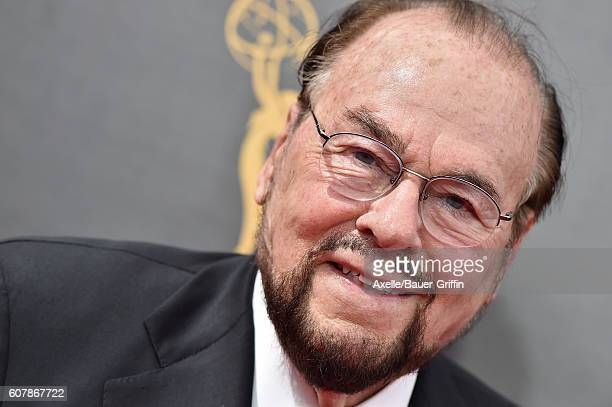 Writer James Lipton arrives at the 2016 Creative Arts Emmy Awards at Microsoft Theater on September 11 2016 in Los Angeles California