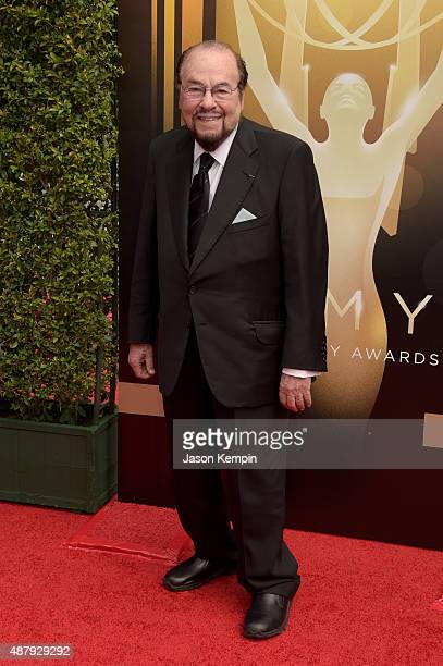 Writer James Lipton attends the 2015 Creative Arts Emmy Awards at Microsoft Theater on September 12 2015 in Los Angeles California