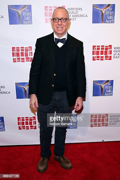 Writer James Schamus attends The 66th Annual Writers Guild Awards East Coast Ceremony at The Edison Ballroom on February 1 2014 in New York City