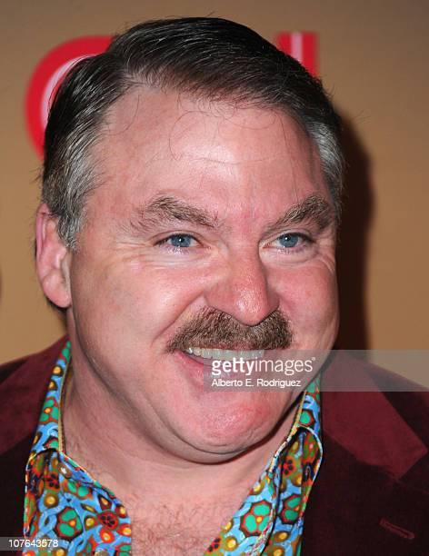 "Writer James Van Praagh arrives at CNN's ""Larry King Live"" final broadcast party at Spago restaurant on December 16, 2010 in Beverly Hills,..."