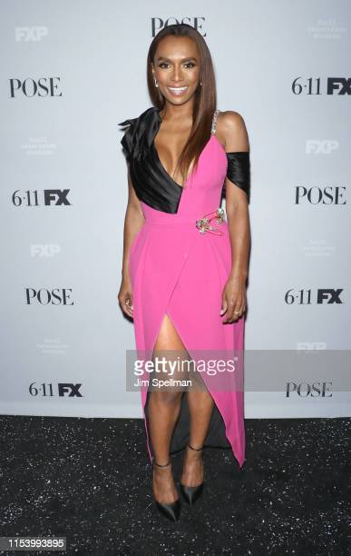"Writer Janet Mock attends the FX Network's ""Pose"" Season 2 Premiere on June 05, 2019 in New York City."