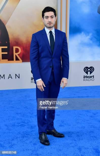 Writer Jason Fuchs arrives at the Premiere Of Warner Bros Pictures' Wonder Woman at the Pantages Theatre on May 25 2017 in Hollywood California