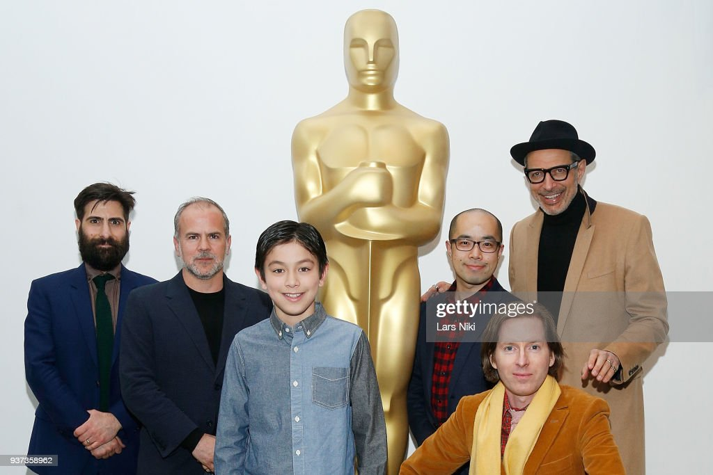 The Academy of Motion Picture Arts & Sciences Hosts an Official Academy Screening of ISLE OF DOGS