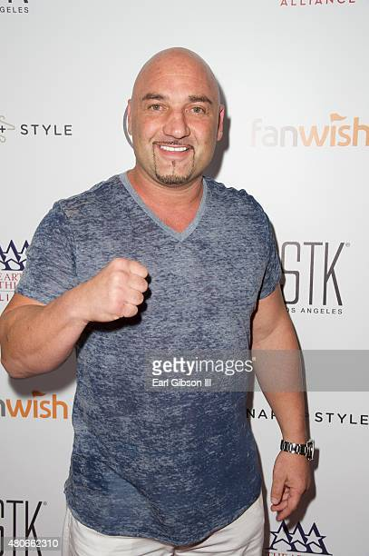 Writer Jay Glazer attends Celebrate The GamePreESPY Kickoff Party at STK on July 13 2015 in Los Angeles California