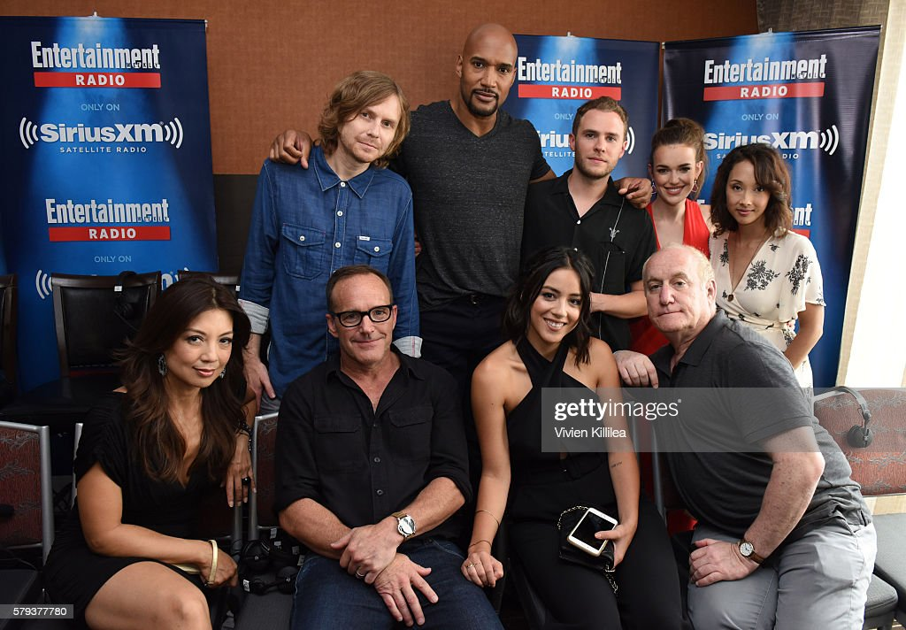 SiriusXM's Entertainment Weekly Radio Channel Broadcasts From Comic-Con 2016 - Day 3