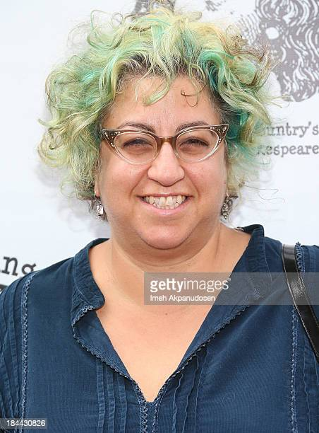 Writer Jenji Kohan attends The Los Angeles Drama Club's 2nd Annual 'Tempest In A Teacup' Gala Fundraiser And Benefit Performance at The Magic Castle...