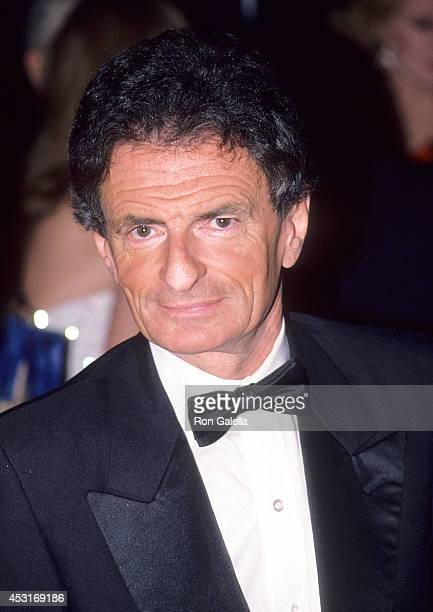 Writer Jerzy Kosinski attends New York City Ballet the Martha Graham Dance Company Special Performances to Benefit the Spoleto Festival USA in...
