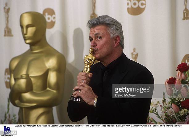 60 Top John Irving And Academy Pictures, Photos, & Images - Getty Images