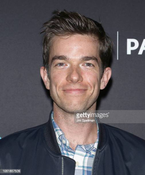 Writer John Mulaney attends the 'Documentary Now' portion of the 2018 Paleyfest NY at The Paley Center for Media on October 10 2018 in New York City