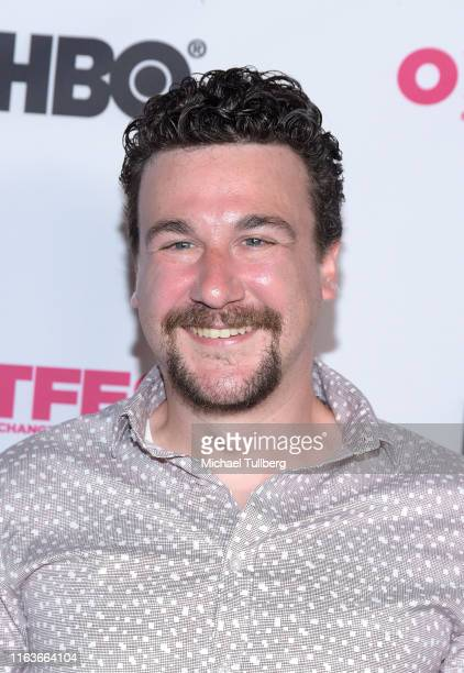 Writer John Potondo attends a screening of The Garden Left Behind at the 2019 Outfest Los Angeles LGBTQ Film Festival at Margo Albert Theatre on July...