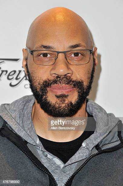 Writer John Ridley arrives at TheWrap's 2nd Annual Emmy Party at The London Hotel on June 11, 2015 in West Hollywood, California.