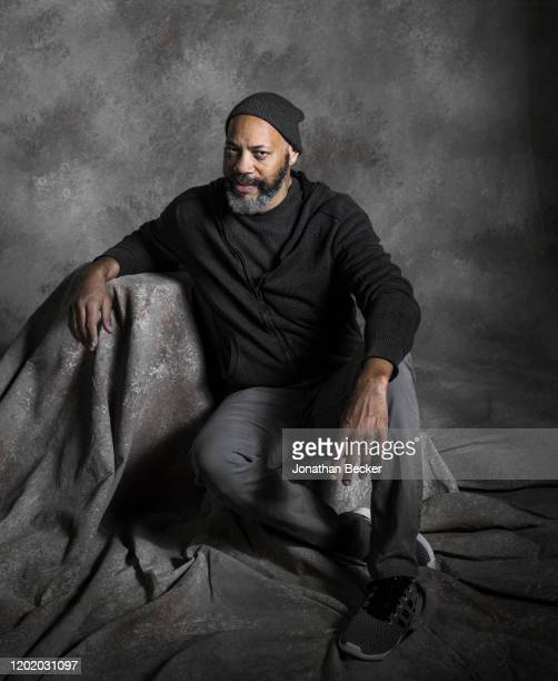 Writer John Ridley poses for a portrait at the Savannah Film Festival on October 30, 2017 at Savannah College of Art and Design in Savannah, Georgia.