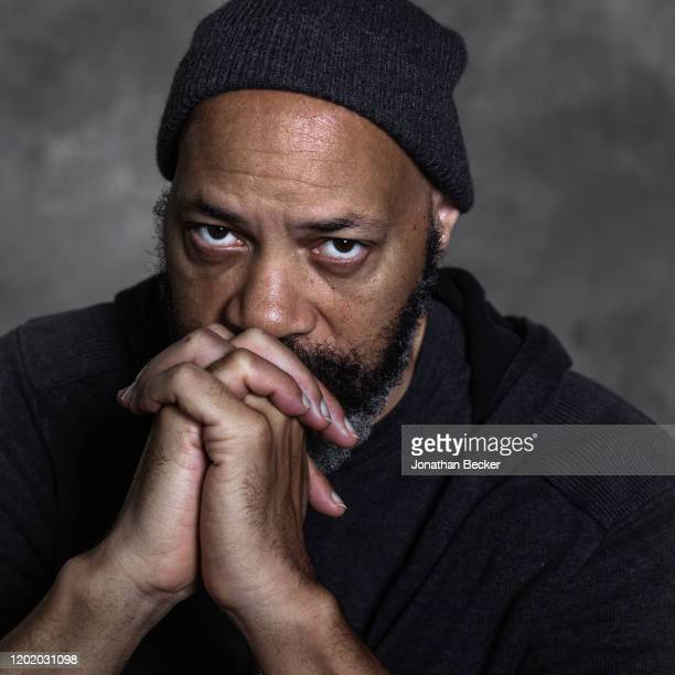 Writer John Ridley poses for a portrait at the Savannah Film Festival on October 30 2017 at Savannah College of Art and Design in Savannah Georgia
