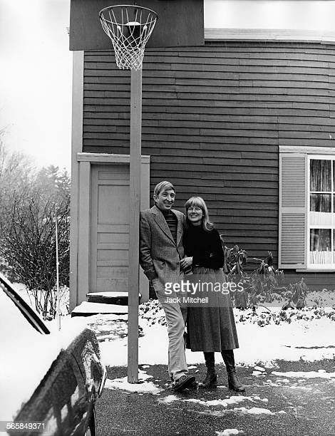 Writer John Updike and wife Martha 1978 Photo by Jack Mitchell/Getty Images