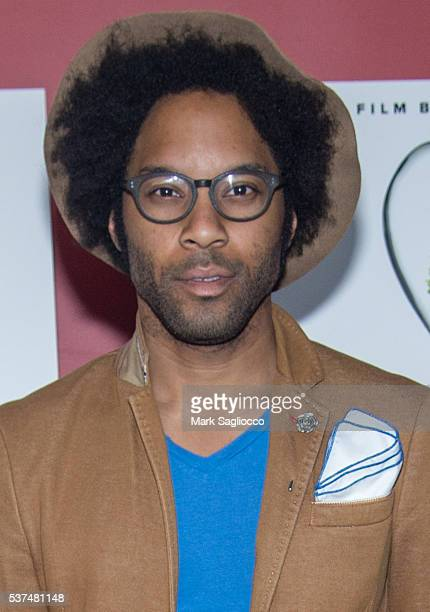 Writer Johnathan Fernandez attends the 'Time To Choose' New York screening at Landmark's Sunshine Cinema on June 1 2016 in New York City