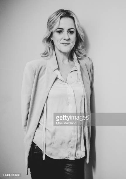 Writer Jojo Moyes is photographed on June 6 2019 in London England